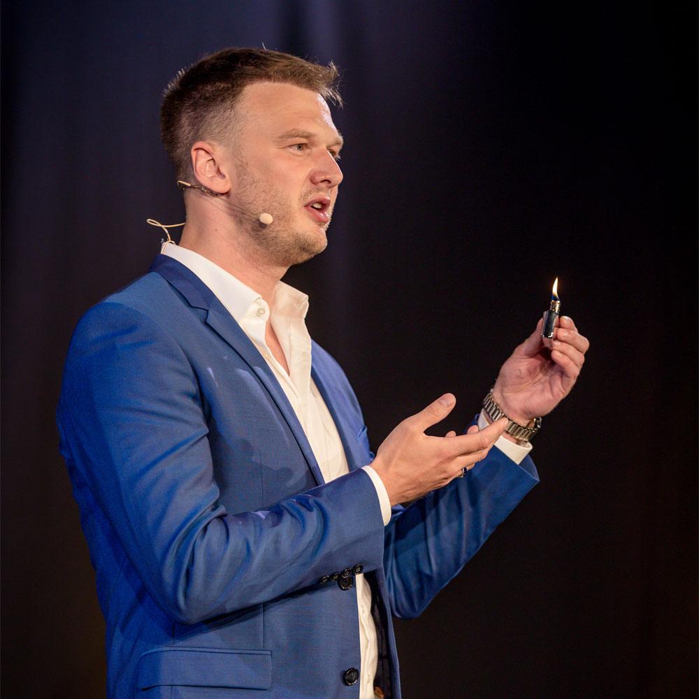 Paul Weißhaar Vortrag