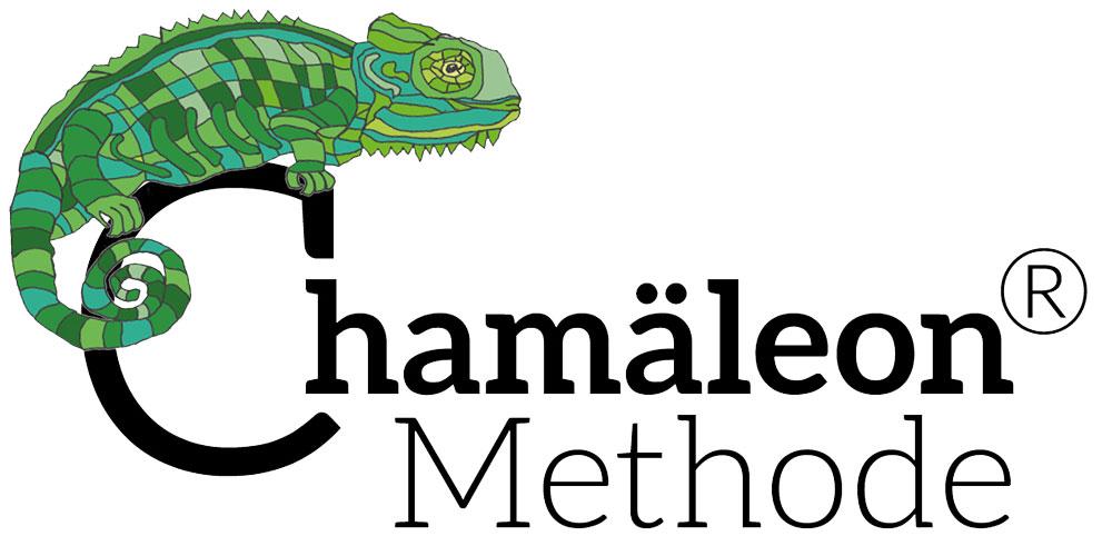 Chamäleon Methode Logo